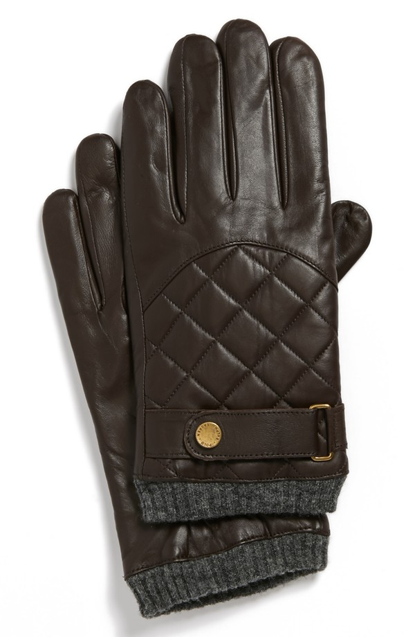 polo-ralph-lauren-brown-quilted-racing-gloves-for-men-2016