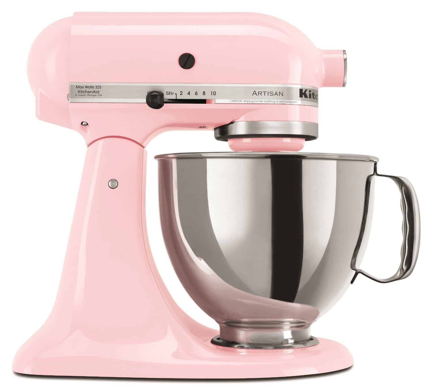 Housewarming Gift Ideas: Pink KitchenAid Mixer