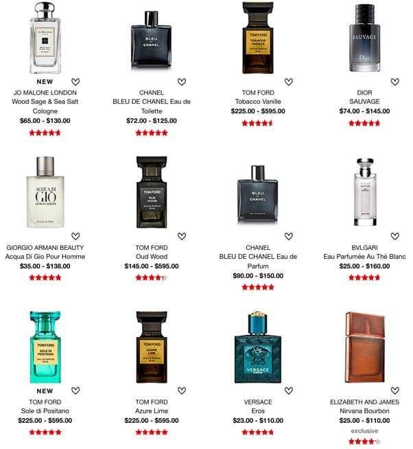 24 Best Cologne For Men In Spring 2019 Top New Mens Cologne